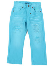 Sizes 4-7x - Kids - Washed Blue Jeans (4-7)-2459778