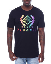 Black Pyramid - BP Crest Rainbow Tee-2460162