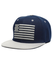 Buyers Picks - USA Flag Snapback Hat-2459166
