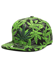 Buyers Picks - Leaf Snapback Hat-2459748