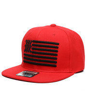 Buyers Picks - USA Flag Snapback Hat-2459168