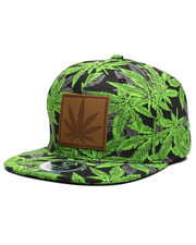 Buyers Picks - Leaf Snapback Hat-2459749