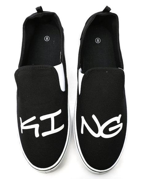 Buyers Picks - Vulc King Slip-On Sneakers