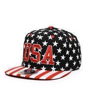 Buyers Picks - USA Stars Snapback Hat-2459161