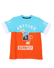 Sizes 4-7x - Kids - 180 GSM Cotton Tee (4-7)-2459665
