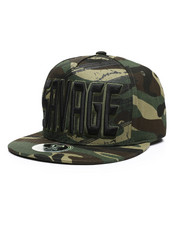 Buyers Picks - Savage Camo Snapback Hat-2459163