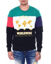 AKOO - worldwide crew sweatshirt-2460703