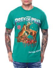 AKOO - Prey or Pray ss knit tee-2460712