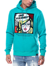 Black Pyramid - OMG Girl Hoody-2460743