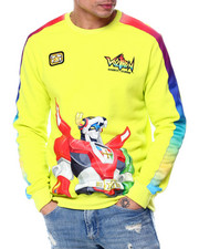 Freeze Max - Power Position Crewneck Sweatshirt-2460925