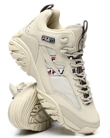 Fila - Fixture Cement Sneakers