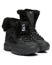 Mens-Winter - Disruptor Shearling Boots-2460964