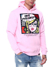 Black Pyramid - OMG Girl Hoody-2460753