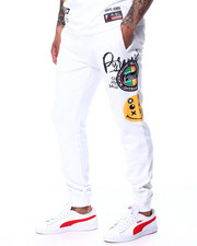Sweatpants - World Famous Logo Pant-2460838