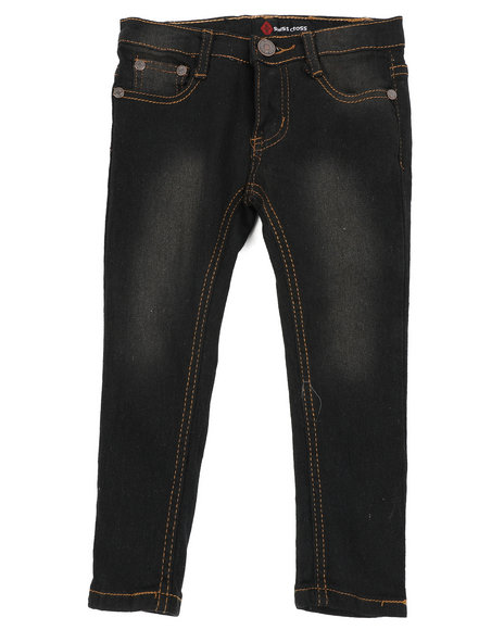 Arcade Styles - Washed Jeans W/ Stretch (2T-4T)
