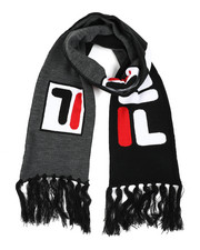 Accessories - Jacquard Scarf With Fringe-2459435