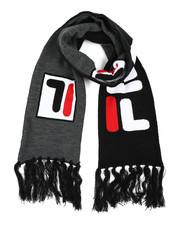 Gloves & Scarves - Jacquard Scarf With Fringe-2459435