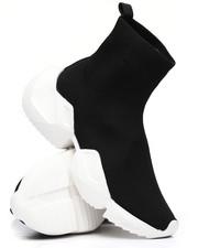 Footwear - Slip-On Ankle Sneakers-2460992