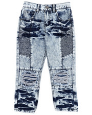 Sizes 4-7x - Kids - Moto Denim Jeans (4-7)-2460503