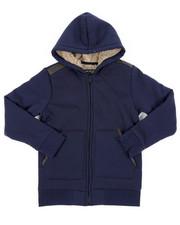 Machine - Hoodie W/ Sherpa Lining (8-20)-2460336