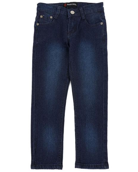Arcade Styles - Skinny Stretch Denim Jeans (4-7)