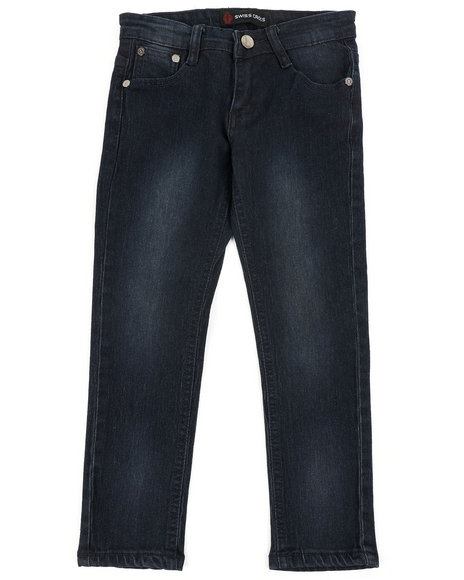 Arcade Styles - Skinny Stretch Denim Jeans (4-7)