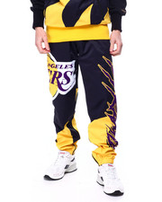Sweatpants - BP X PRO Standard Los Angeles Lakers Logo Pant-2461069