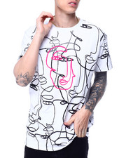 Buyers Picks - Squiggle Face Tee-2461124