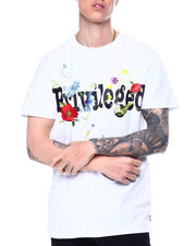 Shirts - Privileged Floral Tee-2461191