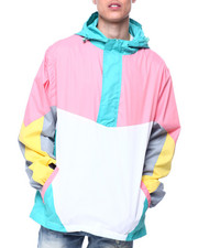 split-trends - Colorblock Windbreaker-2461261