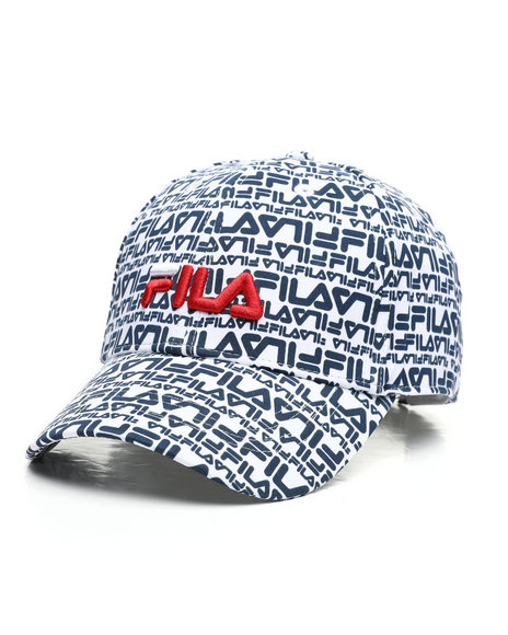 Fila - All Over Print Baseball Dad Hat