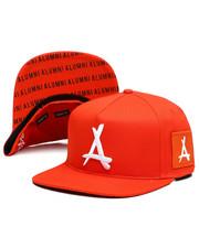 Tha Alumni - AOP Snapback (Orange)-2461005