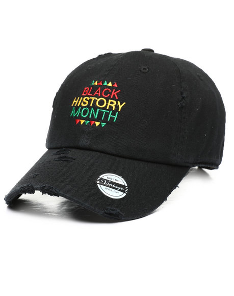 Buyers Picks - Black History Month Cap