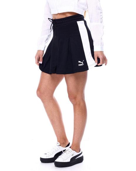 Puma - Classics T7 Pleated Skirt