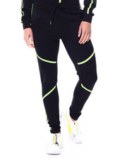 Women - Tricot Track Pant W/Tape Trim-2461424