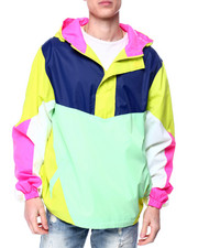Spring-Summer-M - Colorblock Windbreaker-2461198