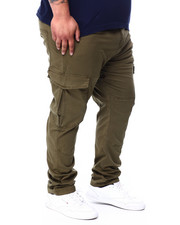 Pants - Taper Cargo w/ Zip Pocket (B&T)-2439355