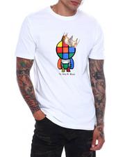 T-Shirts - BIGGIE RUBIKS CUBE TEE-2361499