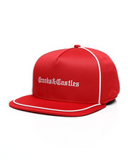 Crooks & Castles - CNC Gothic Snapback Hat-2461980
