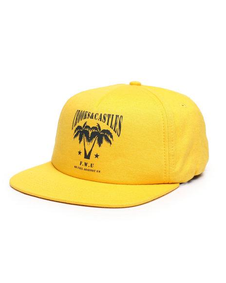 Crooks & Castles - FWU Snapback Hat