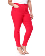 Plus Size - High Rise Super Stretch Skinny (Plus)-2462561