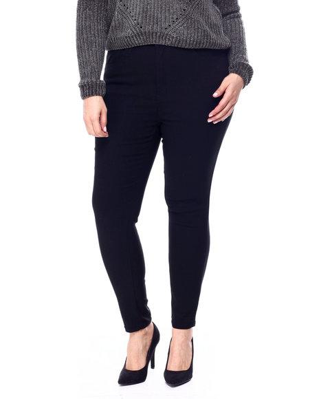 Fashion Lab - High Rise Super Stretch Skinny (Plus)