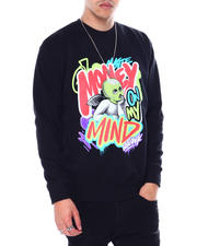 OUTRANK - Money On My Mind Crewneck Sweatshirt-2463116