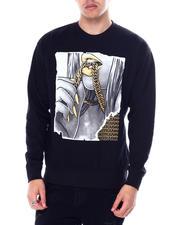 Sweatshirts & Sweaters - Cuban Link Crewneck Sweatshirt-2463015