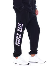 Sweatpants - Cam ron x Diamond Purple Haze Sweatpant-2462913