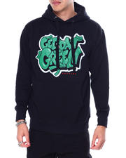 OUTRANK - Get Dat Green Hoodie-2463059