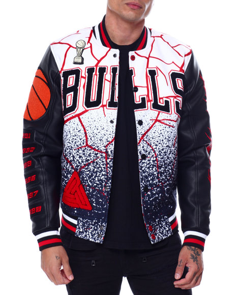 Black Pyramid - BP X PRO Standard Chicago Bulls Logo Jacket