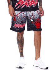Black Pyramid - BP X Chicago Short PRO Standard Bulls Logo-2462449