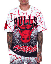 Men - BP X Chicago Shirt PRO Standard Bulls Logo-2462124