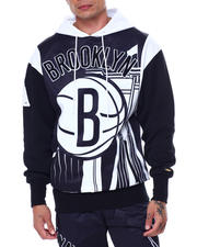 Men - BP X PRO Standard Brooklyn Nets Logo Hoody-2463412